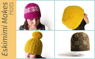 Eskimimi Makes Hats eBook