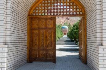 We hadden nog 1 stop die dag, op weg naar Choedzjand.