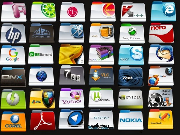 Awesome Folder Icons