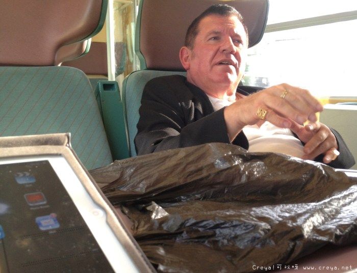 【週間家庭副刊時間】旅遊故事 20140924 天外飛來一個怪人