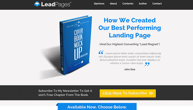 Become A Best Seller By Using This Page