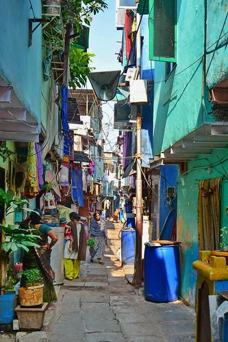 India - Maharashtra - Mumbai - Dharavi Slum - 10