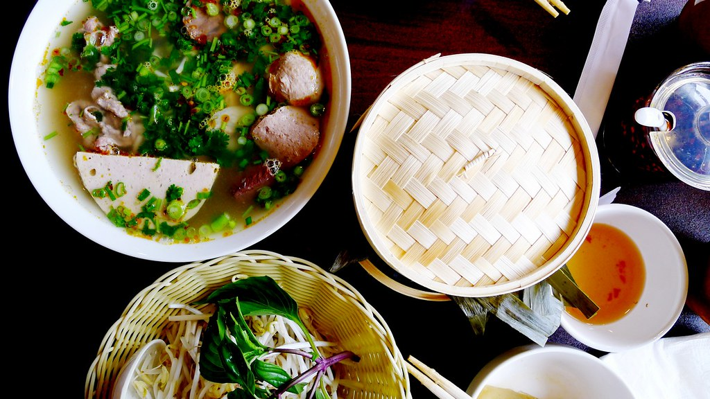 Mr. Red Cafe Vietnamese Restaurant Vancouver Hanoi
