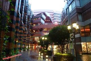 P1060484 Canal City, centro comercial (Fukuoka) 12-07-2010 copia