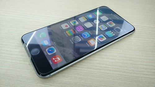iPhone 6 Plus ด้านหน้า