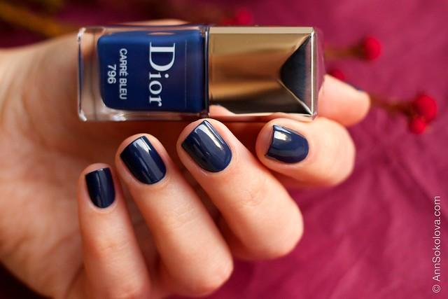 05 Dior #796 Carre Bleu