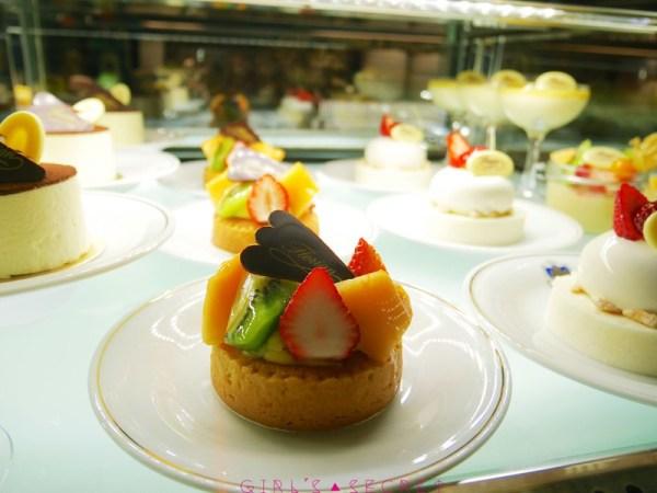 Caffé Florian福里安花神咖啡館 蛋糕