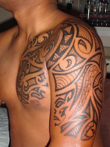 Stylish Tribal Tattoos
