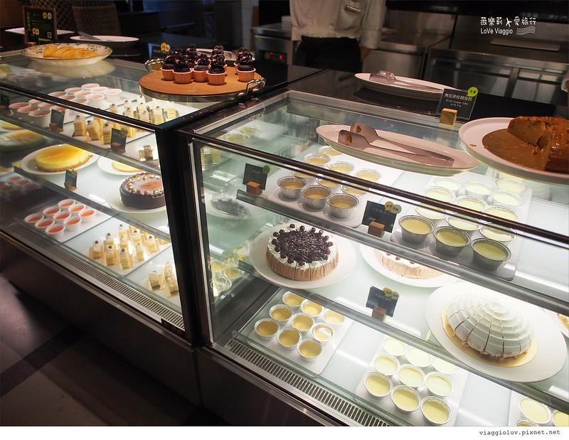 buffet,台北餐廳,果然匯,蔬食料理 @薇樂莉 Love Viaggio | 旅行.生活.攝影
