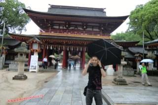 CIMG0992 Haciendo el chino en el Tenmangu (Dazaifu) 12-07-2010 copia