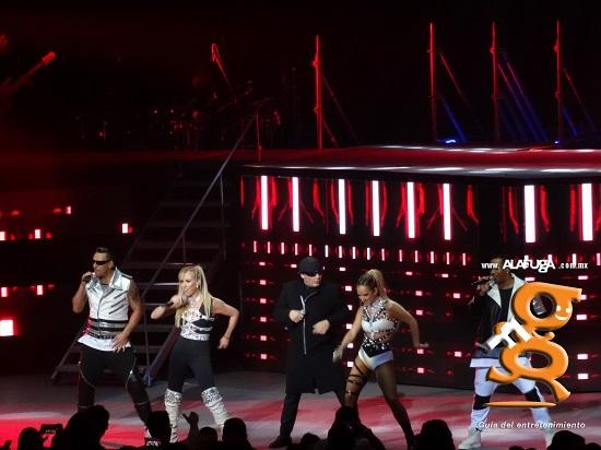 Pop Tour 90´S - Guadalajara, Jalisco, México. (25 - Marzo - 2017)