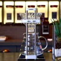 HARIO V60 工業風手沖架組,為生活質感加分!2017年新款手沖咖啡器具推薦。