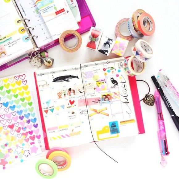 Ameliawrites-Rachel Lim-Planner & Traveler Notebook