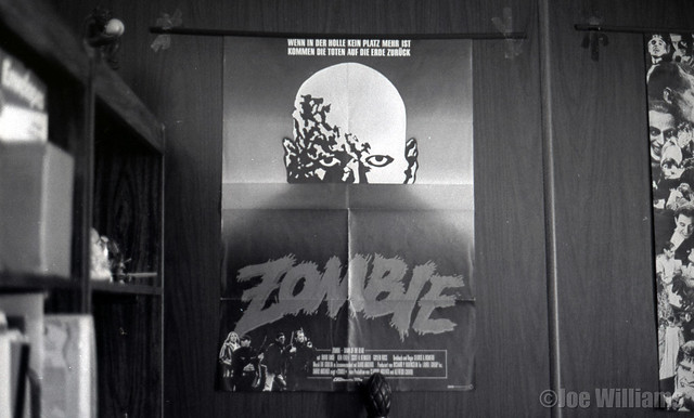 German Dawn of the Dead Poster