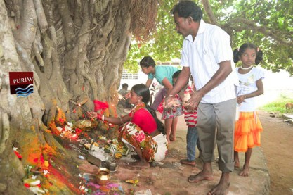 Snake worship in Nagal Chaturthi