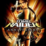 Lara Croft Tomb Raider Anniversary - Very Sharp Con