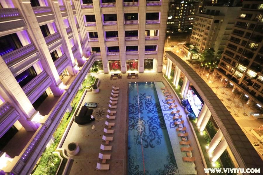 [台北.住宿]台北美福飯店(Grand Mayfull Hotel Taipei)~台北大直河畔優質飯店推薦.享受入住奢華感受 @VIVIYU小世界