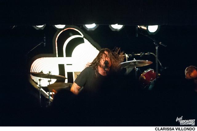 Foo Fighters at Black Cat