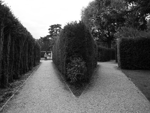 Two Paths, chiswick house 2
