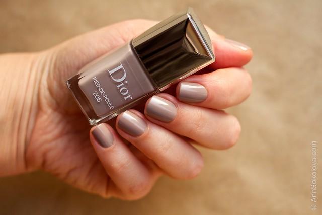 02 Dior #206 Pied de Poule