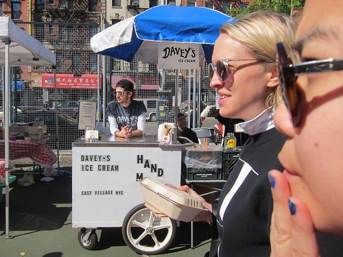 Grub Street Food Festival 2014, Seward Park: Davey's Ice Cream