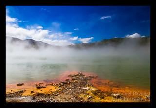 Roturoa lake