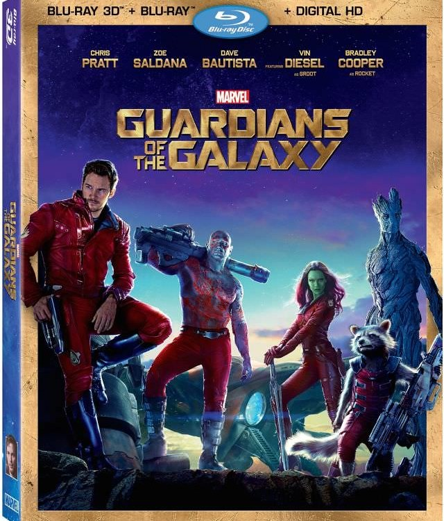 Guardians Of The Galaxy Blu-Ray & DVD Includes Exclusive Look At Avengers: Age Of Ultron 1