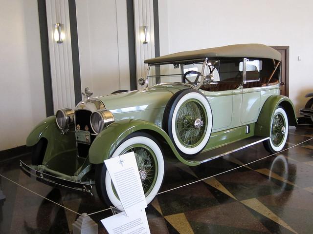 1923 Duesenberg