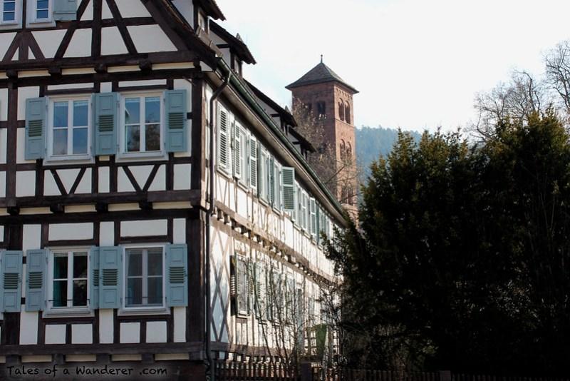 CALW - HIRSAU - Kloster Hirsau 'Kloster St. Peter und Paul' - Eulenturm