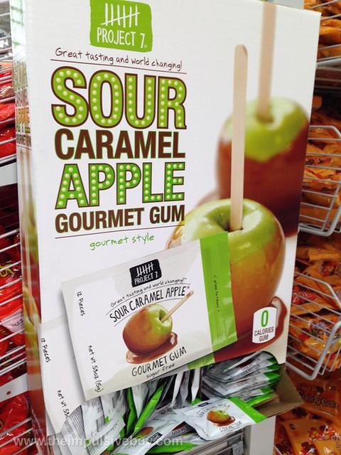 Project 7 Sour Caramel Apple Gourmet Gum