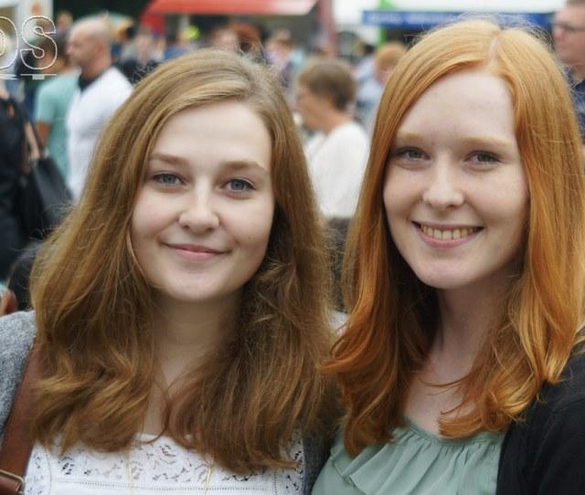 German Sisters Redhead Days 2014