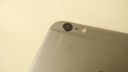 เลนส์กล้อง iPhone 6 Plus