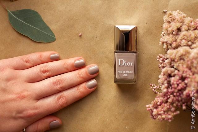 08 Dior #206 Pied de Poule