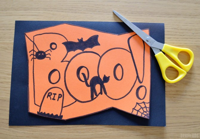 Trick or Treat Gift Bag 1