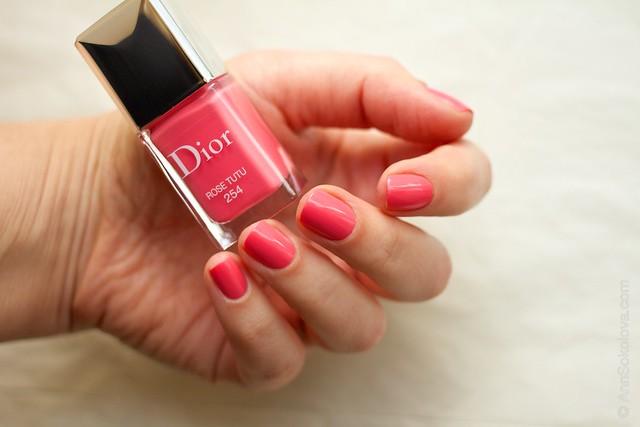 06 Dior #254 Rose Tutu