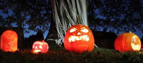 Halloween in Hallow