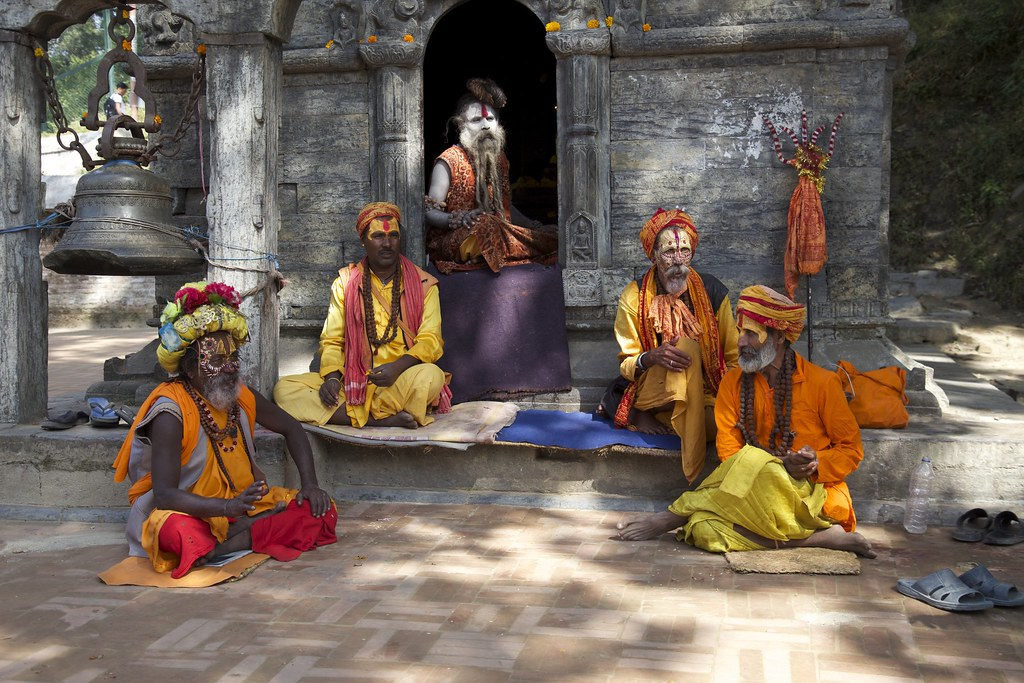 Pashupatinath, best places to visit in kathmandu