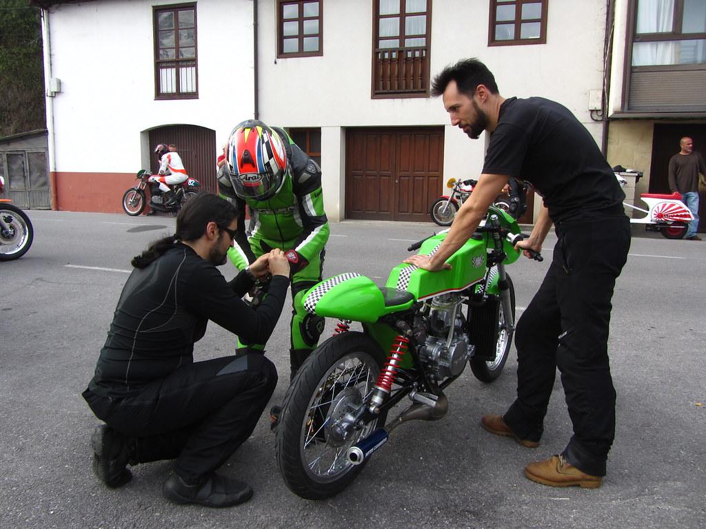 Problemas con las motos clásicas