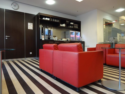 1. Klasse DB Lounge Hamburg Hbf