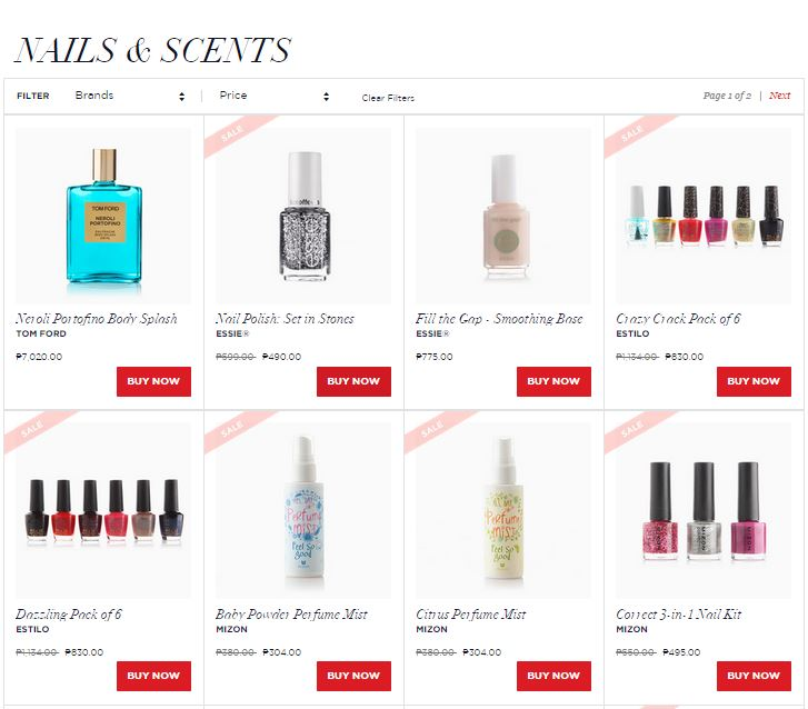 beautymnl_nails and scents