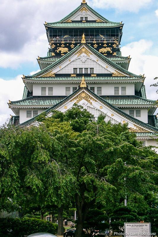 Castillo de Osaka-9