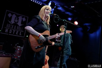 Anna Connolly @ Rock & Roll Hotel in Washington DC on April 7th 2017