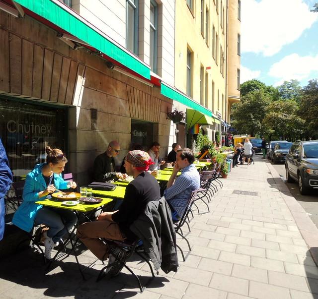 Chutney, Stockholm