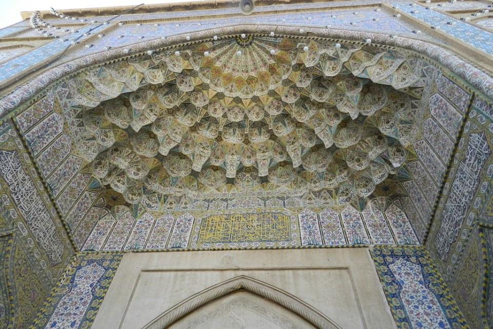 Bazar Vakil Shiraz Irán 01