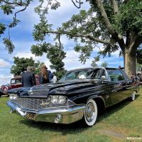 Rockefeller's Imperial Limo at the 2014 Radnor Hunt Concours