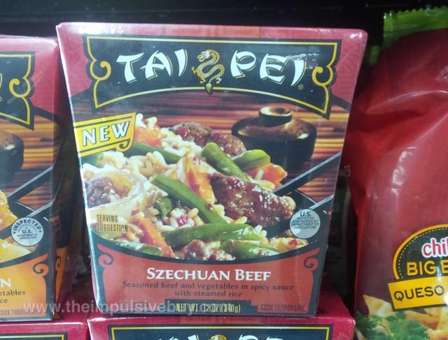 Taipei Szechuan Beef