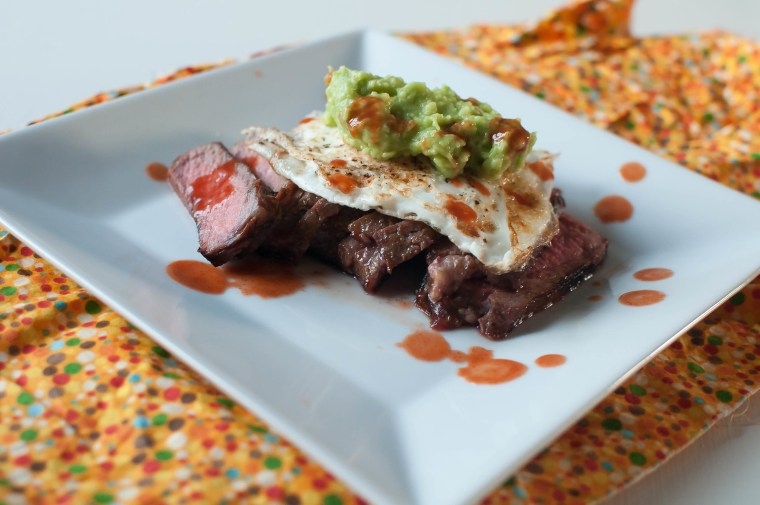 Steak, Eggs and Guacamole 5