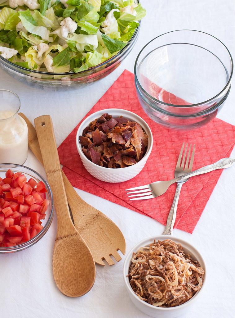 BLT salad 11