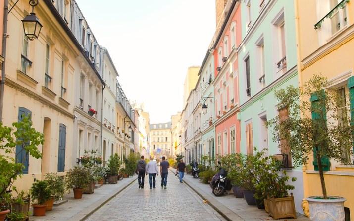 Colourful Rue Crémieux