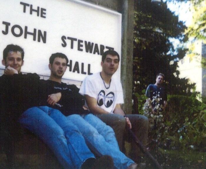 T.C. Lethbridge - Band photo